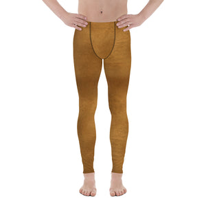 Halloween Costume - Mummy base 3 - Men's Leggings