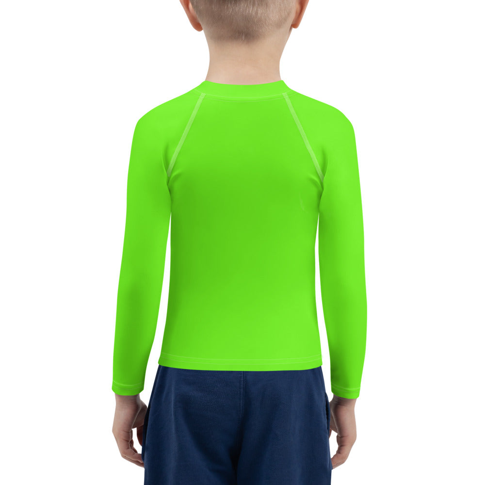 Green chroma key - Kids top