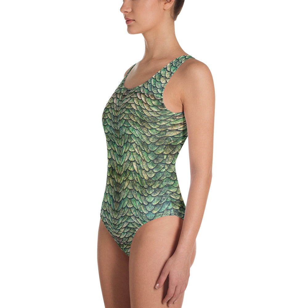 Thrones - Green Dragon - Bodysuit