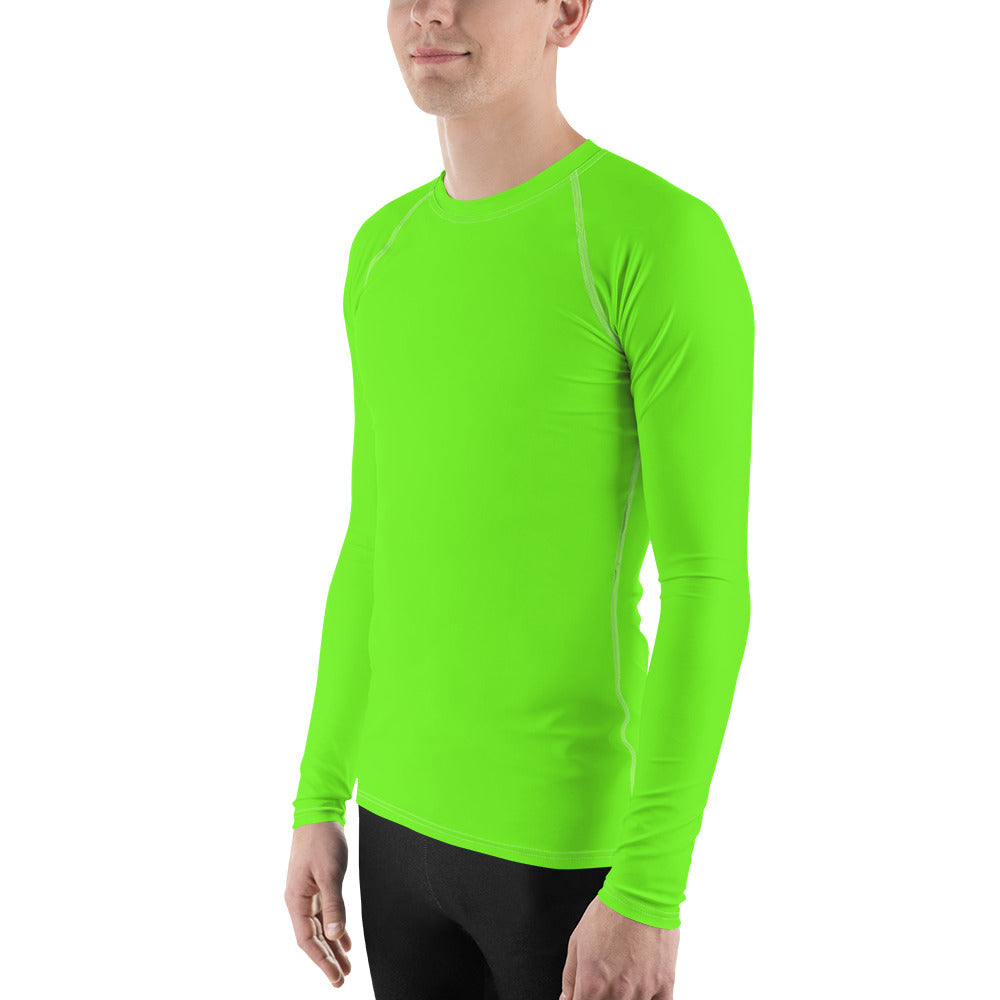 Green Chroma key costume - Mens top