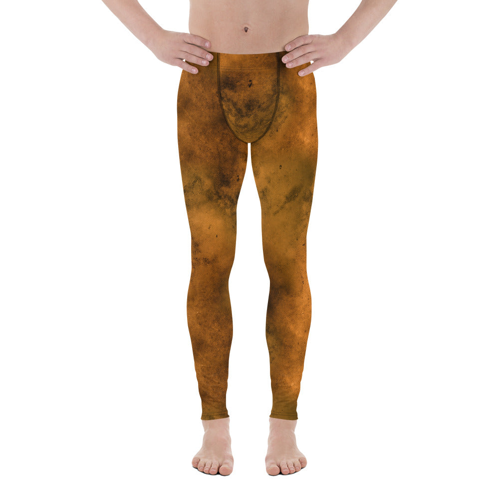 Halloween Costume - Mummy base 5 - Men's Leggings