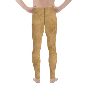 Halloween Costume - Mummy base 4 - Men's Leggings