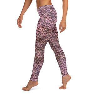 Thrones - Rose Dragon - Female Leggings
