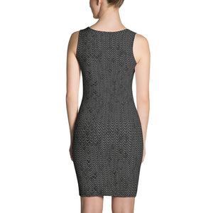 Thrones - The Watch - Chainmail print - Dress