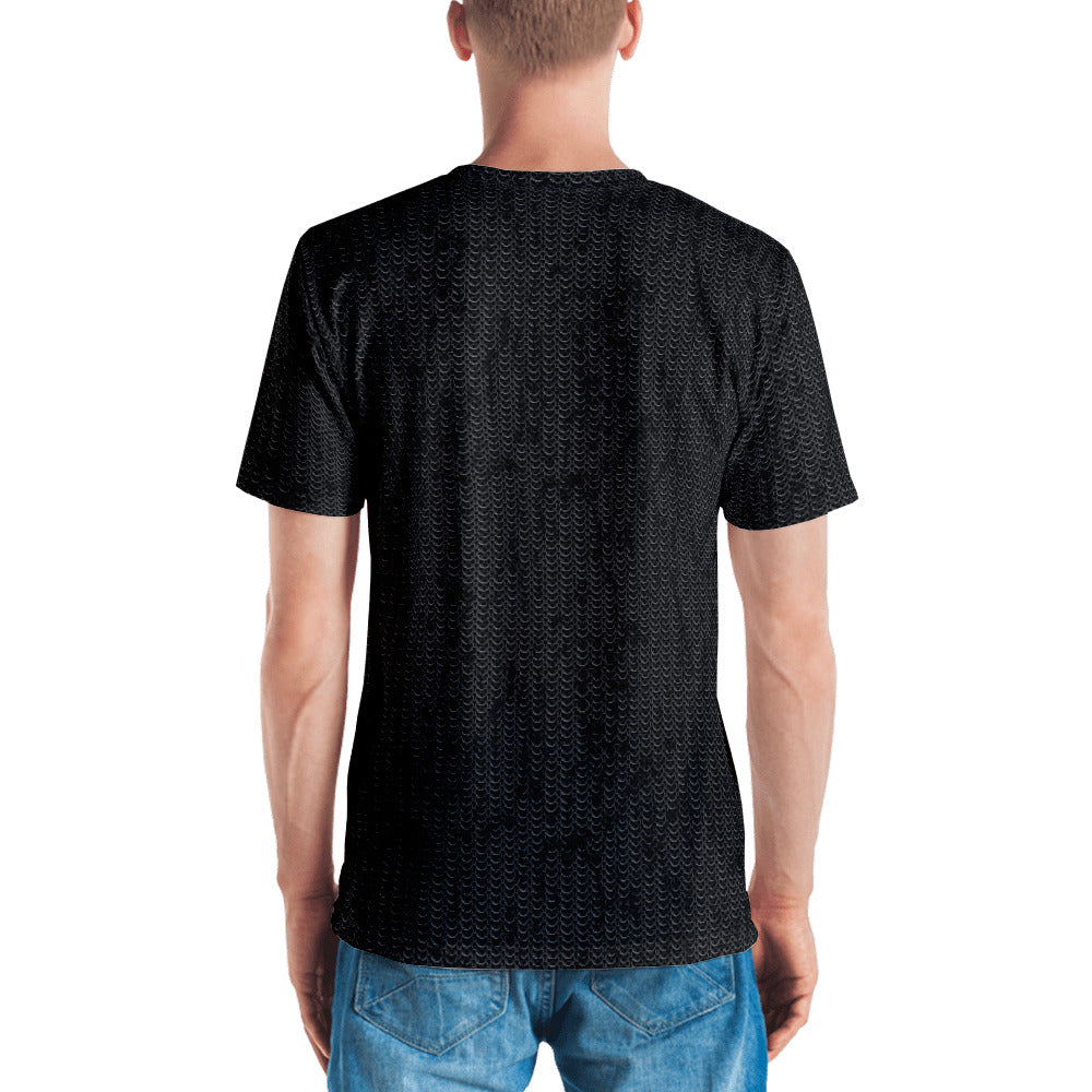 Thrones - The Watch - Chainmail print - Men's T-shirt