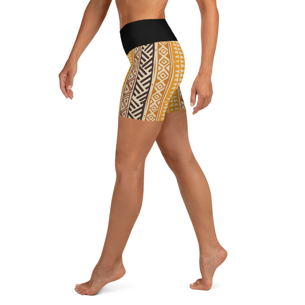 Circle of Life - Lioness print - Acrobat Shorts