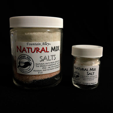 Natural Mix Table Salt