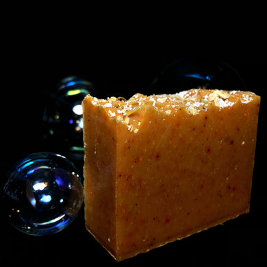Almonds & Oranges Soap