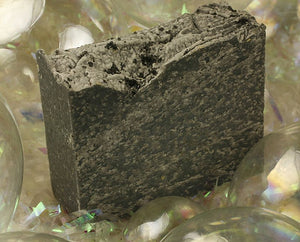 Charcoal & Lava Rocks Soap