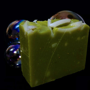 Lime & Coconut Soap