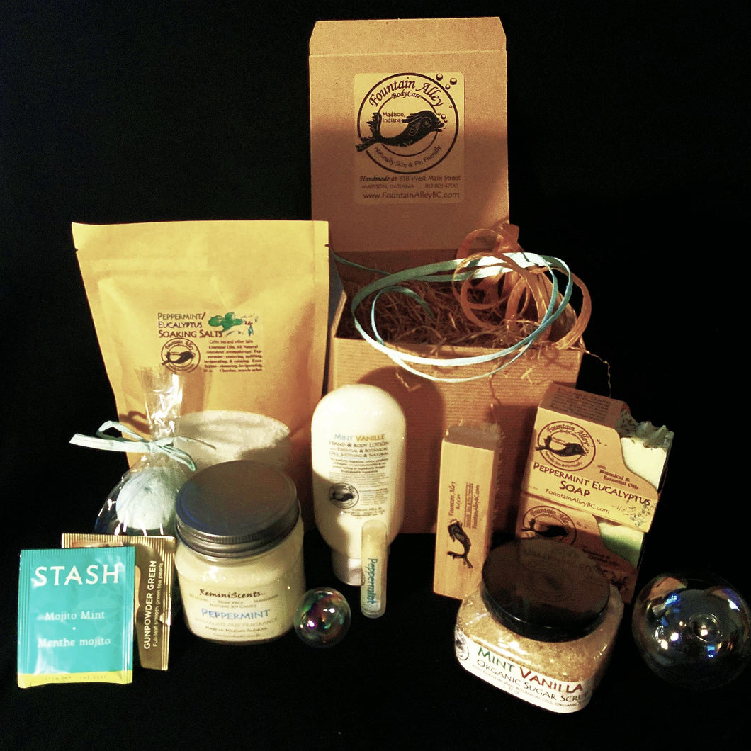 StayCation Spa Box