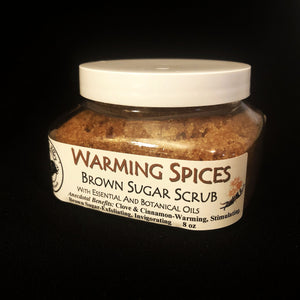 Warming Spices Brown Sugar Scrub