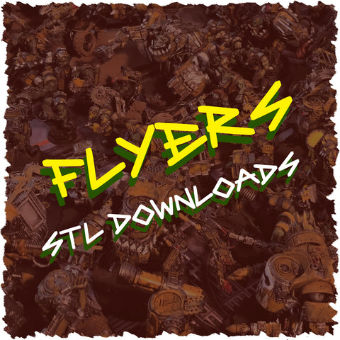 Flyers - STL Download