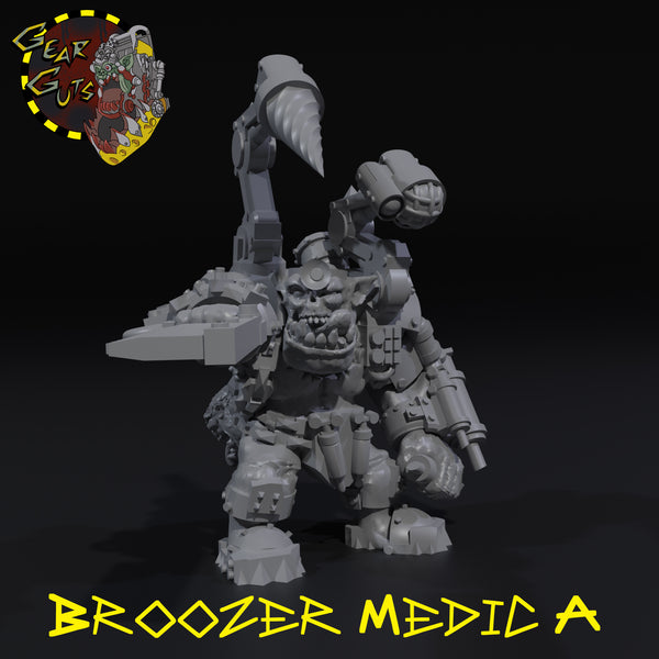 Broozer Medic - STL Download