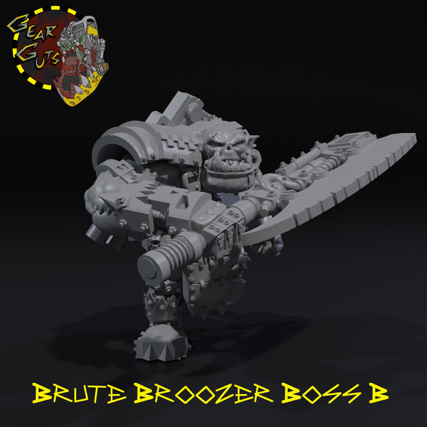 Brute Broozer Boss - B - STL Download