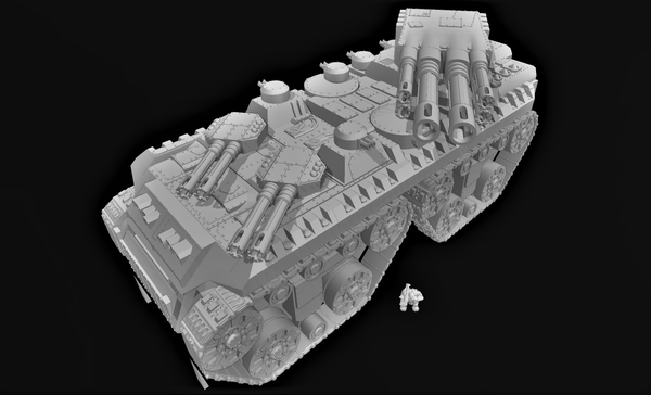 Giga Tank-STL Download