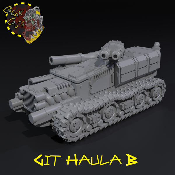 Git Haula - B - STL Download