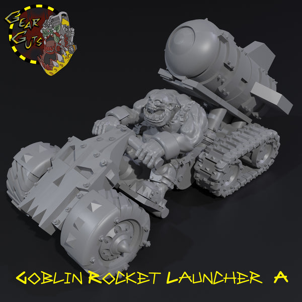 Goblin Rocket Launcher - A -STL Download