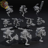 Goblin Shock Troopas x10 - A