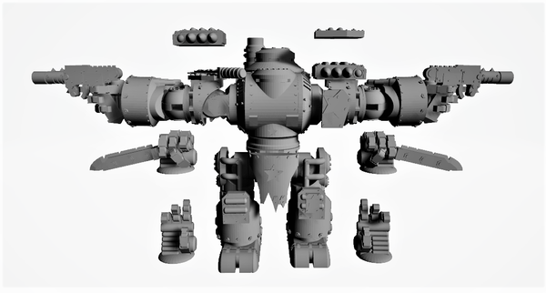 Goblin Bot STL Download