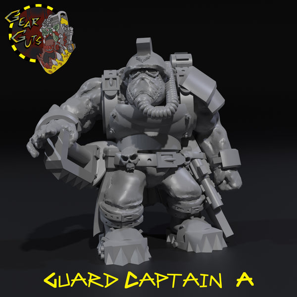 Guard Captain - A