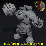 Hick Broozer Boss - B