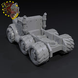 Hick Broozer Dakka Wagon - B - STL Download