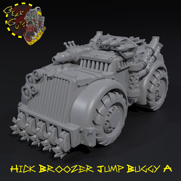 Hick Jump Buggy - A - STL Download