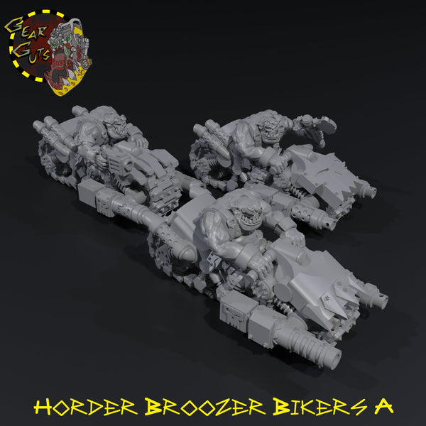 Horder Broozer Bikers x3 - A