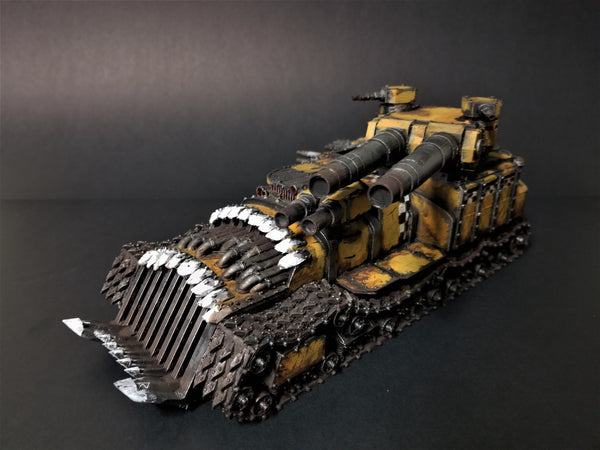 Maw Tank STL Download