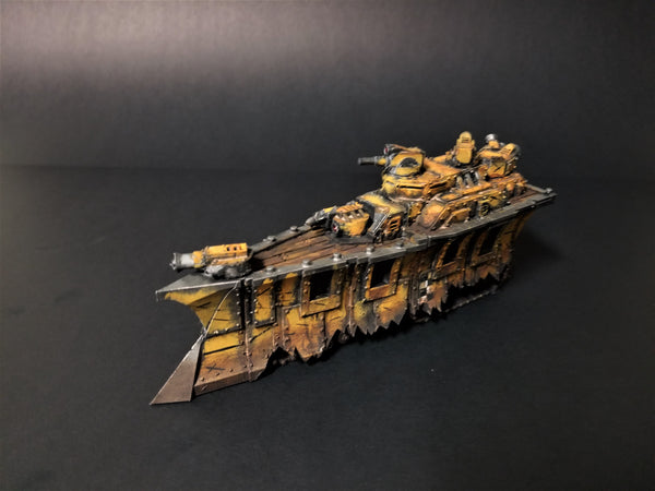 Mega Goblin Mini Tank-A STL Download
