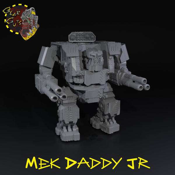 Mek Daddy Jr - STL Download