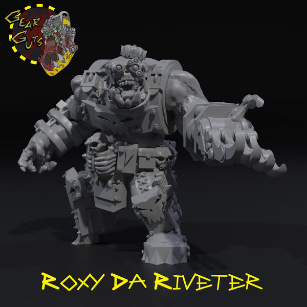 Roxy da Riveter - STL Download