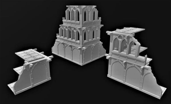 Gothic Ruins-2 Story