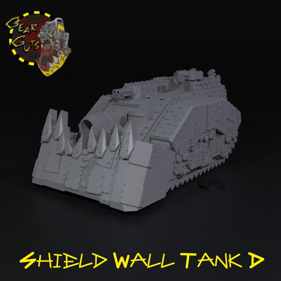 Shield Wall Tank - D