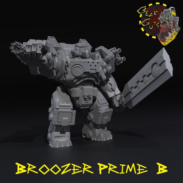 Broozer Prime - B - STL Download