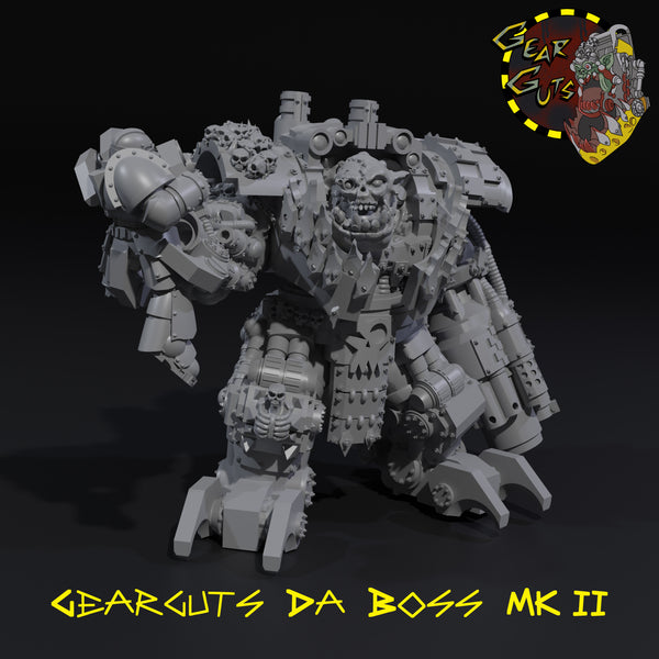 Gearguts da Boss Mk2 - STL Download