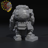 The Four Warbosses - STL Download