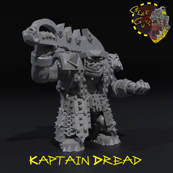 Kaptain Dread - STL Download