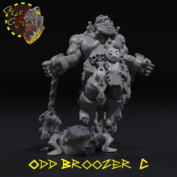 Odd Broozer C - STL Download
