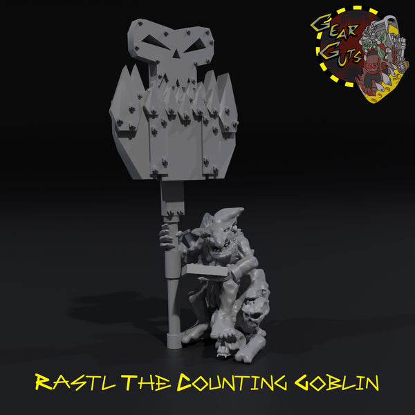 Rastl The Countin' Goblin - STL Download