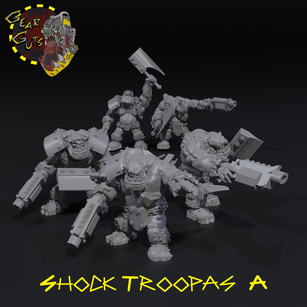 Shock Troopas x5 - A