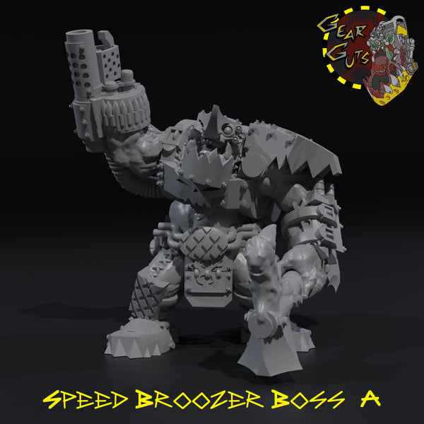 Speed Broozer Boss - A