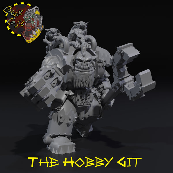 The Hobby Git - STL Download