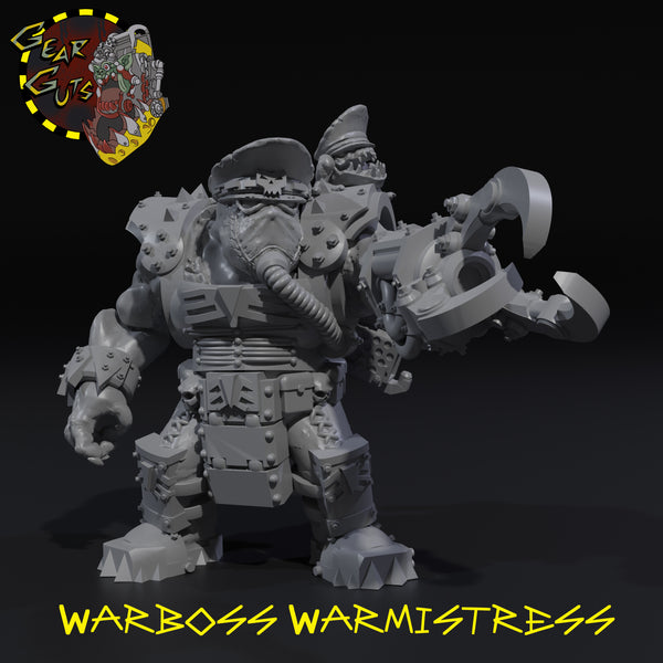 Warboss Warmistress - STL Download