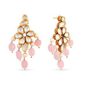 Abigail Kundan earrings