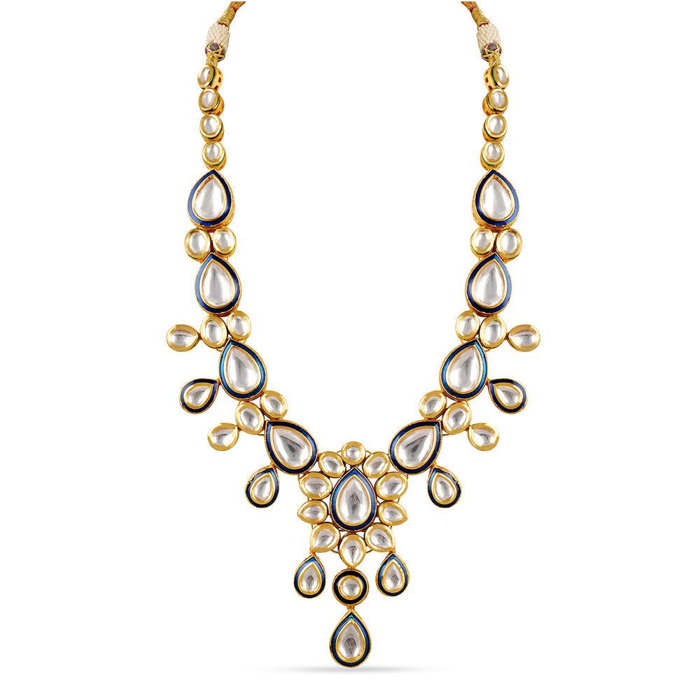 Marissa Kundan necklace