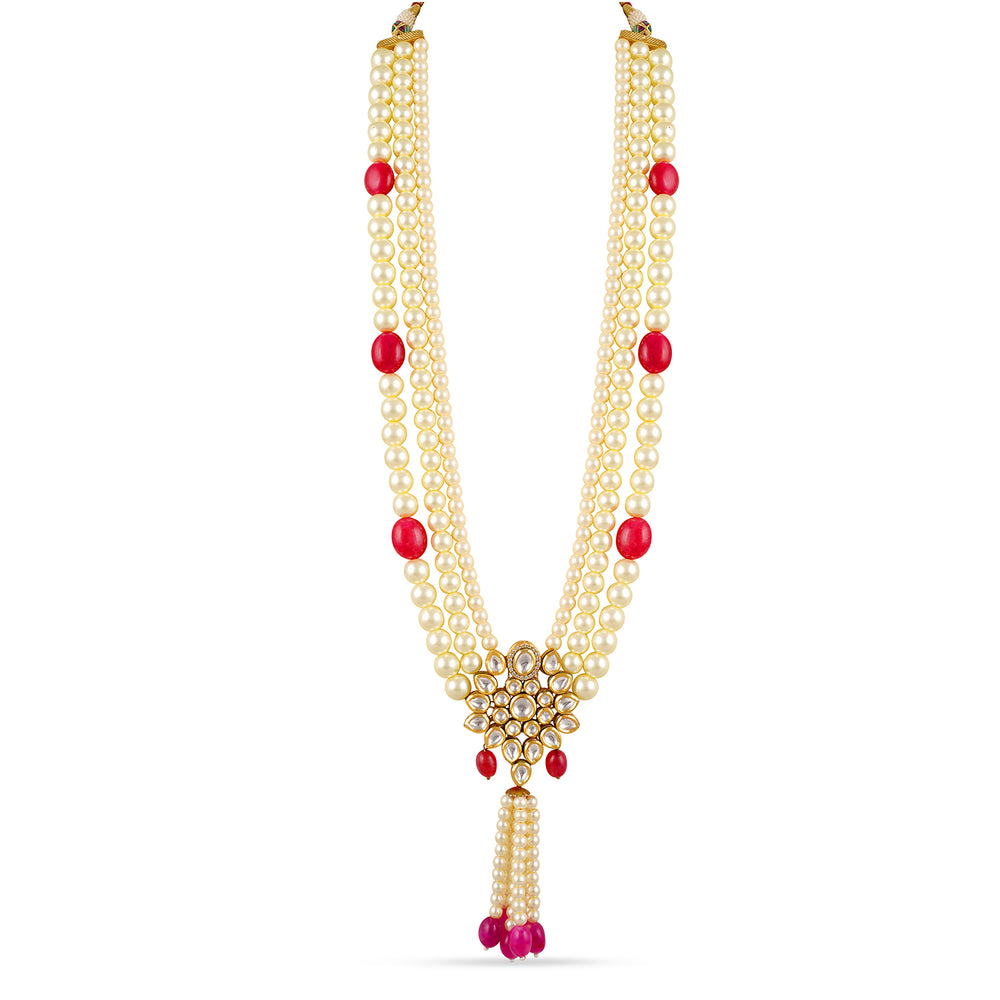 Mariah Kundan necklace