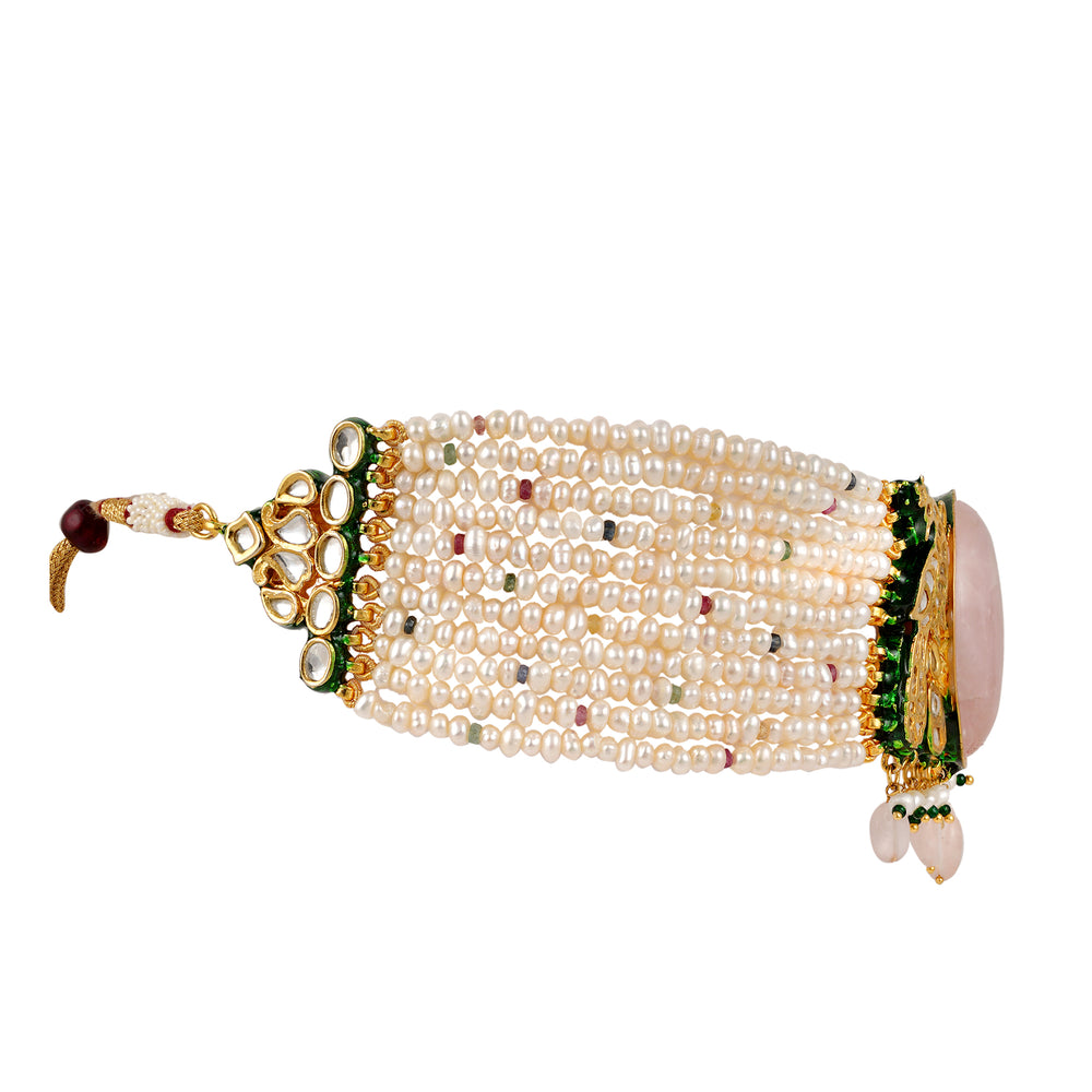 Load image into Gallery viewer, Amelie Kundan choker