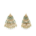 Ivanna Kundan Earrings
